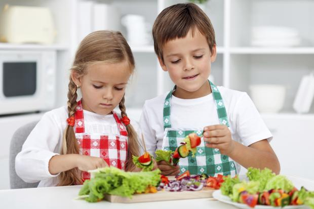 New cookery course for parents and children