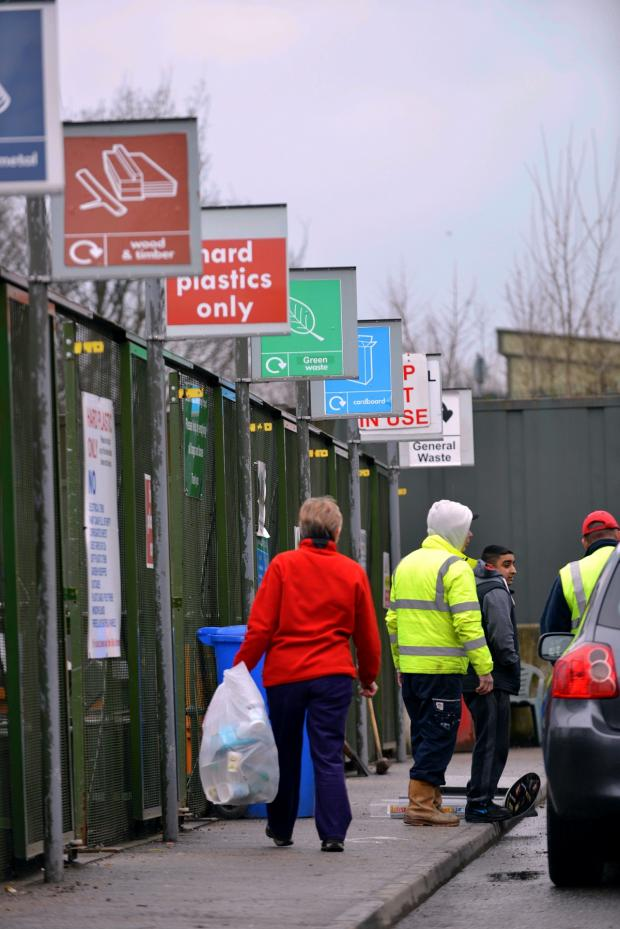St Helens Star: Plans to reduce household waste