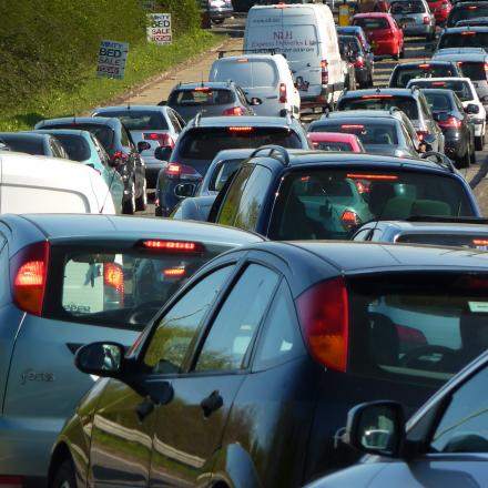 Funeral expected to attract heavy traffic on the East Lancs