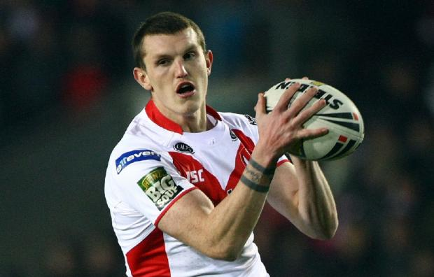 St Helens Star: Lee gaskell