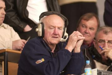 Ray French's Wembley connection – from fan, to player and then commentator