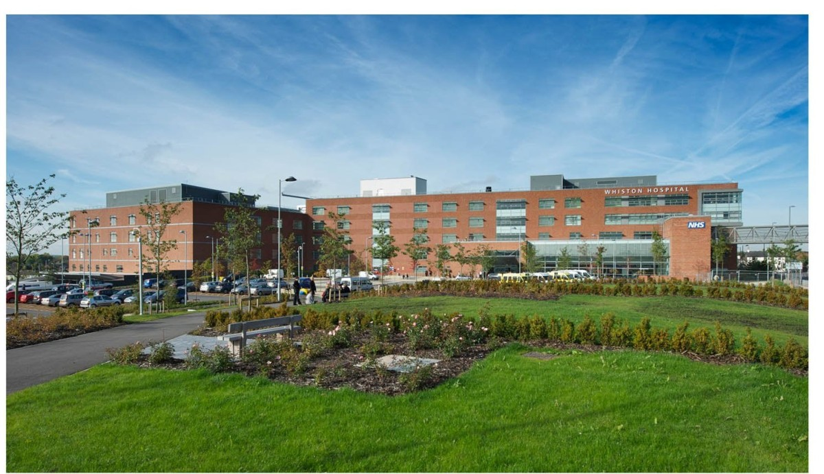 Whiston Hospital earns praise for its care