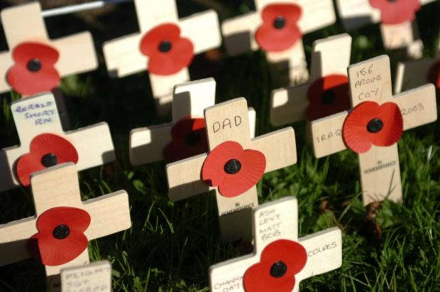 St Helens Star: Students mark memorial day