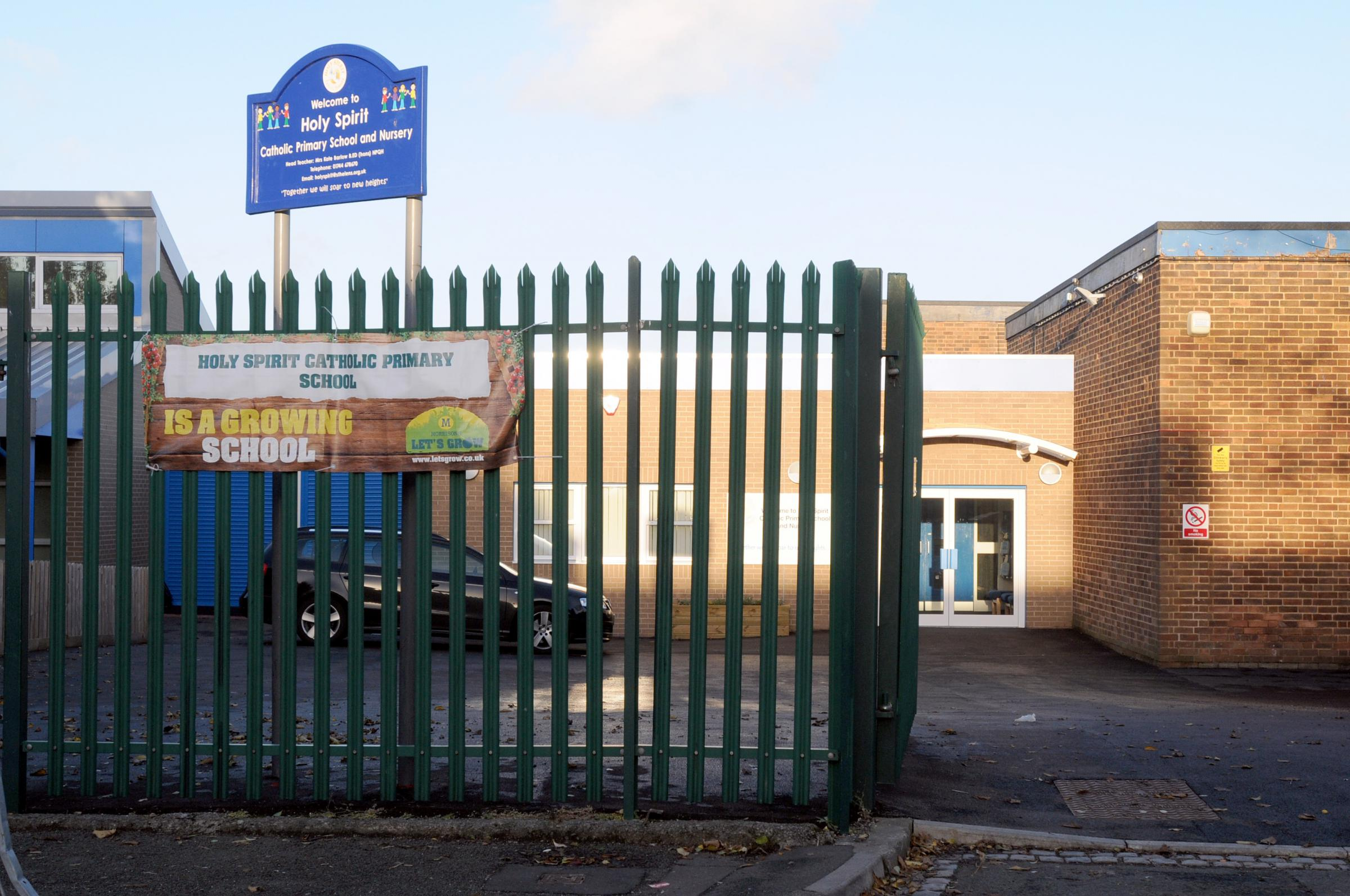 Holy Spirit Catholic Primary School