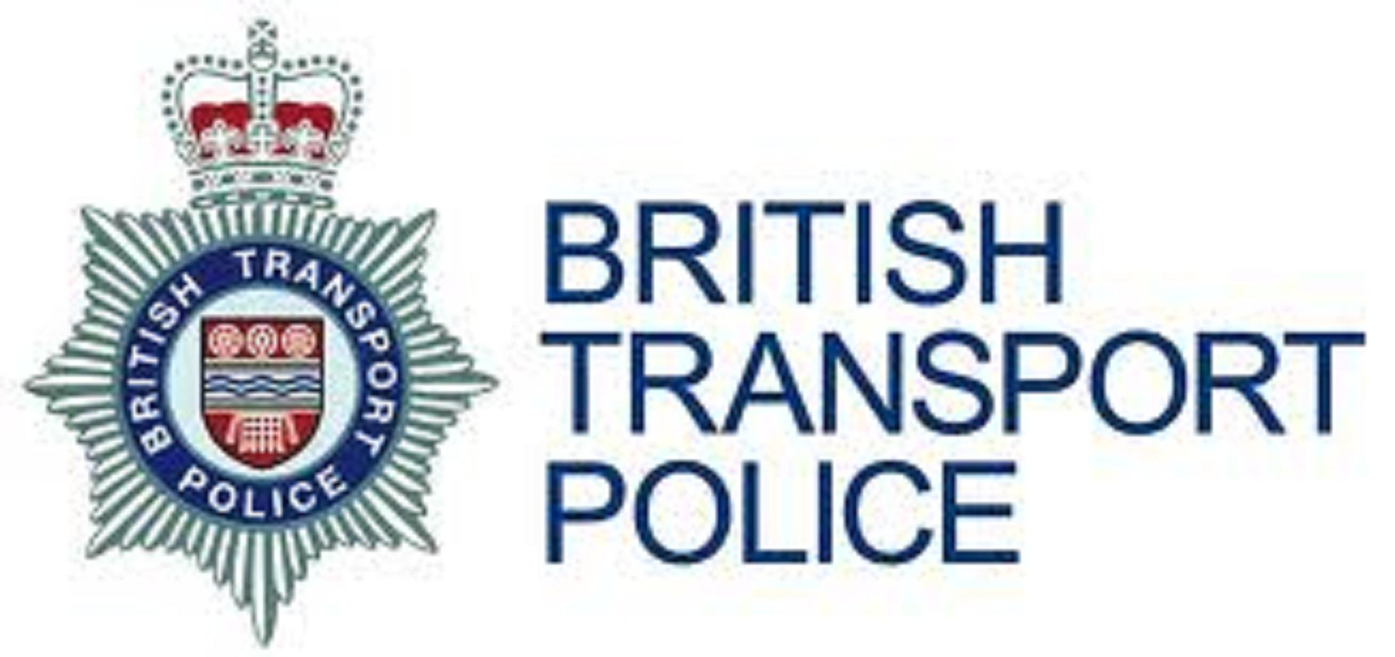Contact British Transport Police on 0800 40 50 40