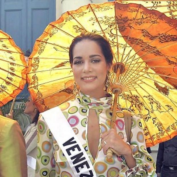 St Helens Star: Former Miss Venezuela Monica Spear, who took part in a Miss Universe pageant in Thailand, and her British ex-husband Thomas Berry, were killed during a robbery.