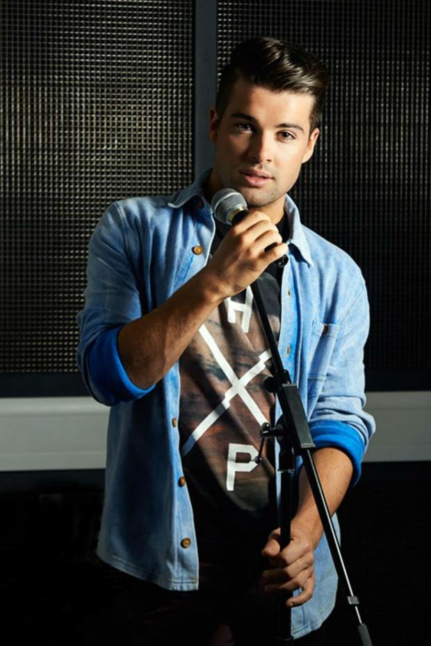 St Helens Star: Singing sensation Joe McElderry Picture: Michael Walker Photography