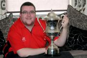 Stephen Bunting, former Lakeside Champion