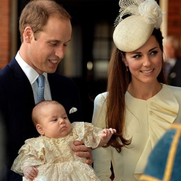 St Helens Star: Prince George is on his first overseas holiday