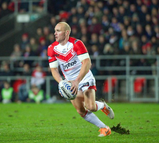 St Helens Star: PICTURES: Luke Walsh shows class in tough baptism