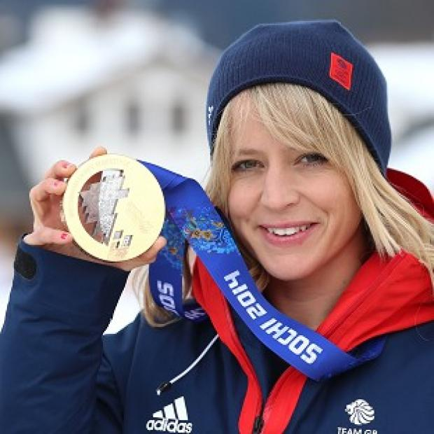 St Helens Star: Jenny Jones with her bronze medal