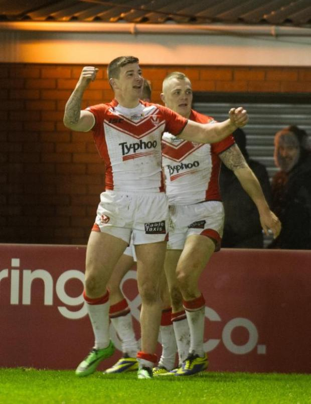St Helens Star: Plenty of positives in Saints' opening day victory
