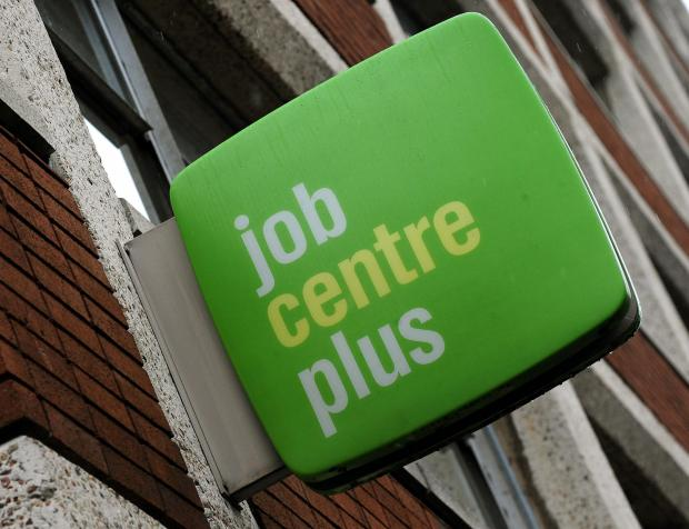 There were 3,825 claimants, making it the fourth successive month a decrease has been shown