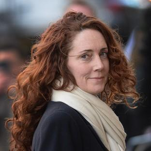 St Helens Star: Rebekah Brooks arrives at the Old Bailey in London.