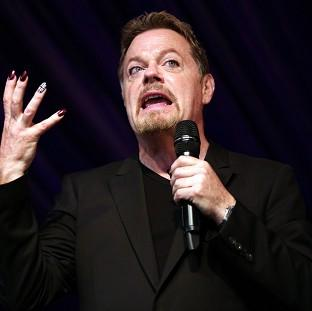 St Helens Star: Eddie Izzard is joining a fasting campaign which aims to highlight the increasing use of foodbanks among Britons