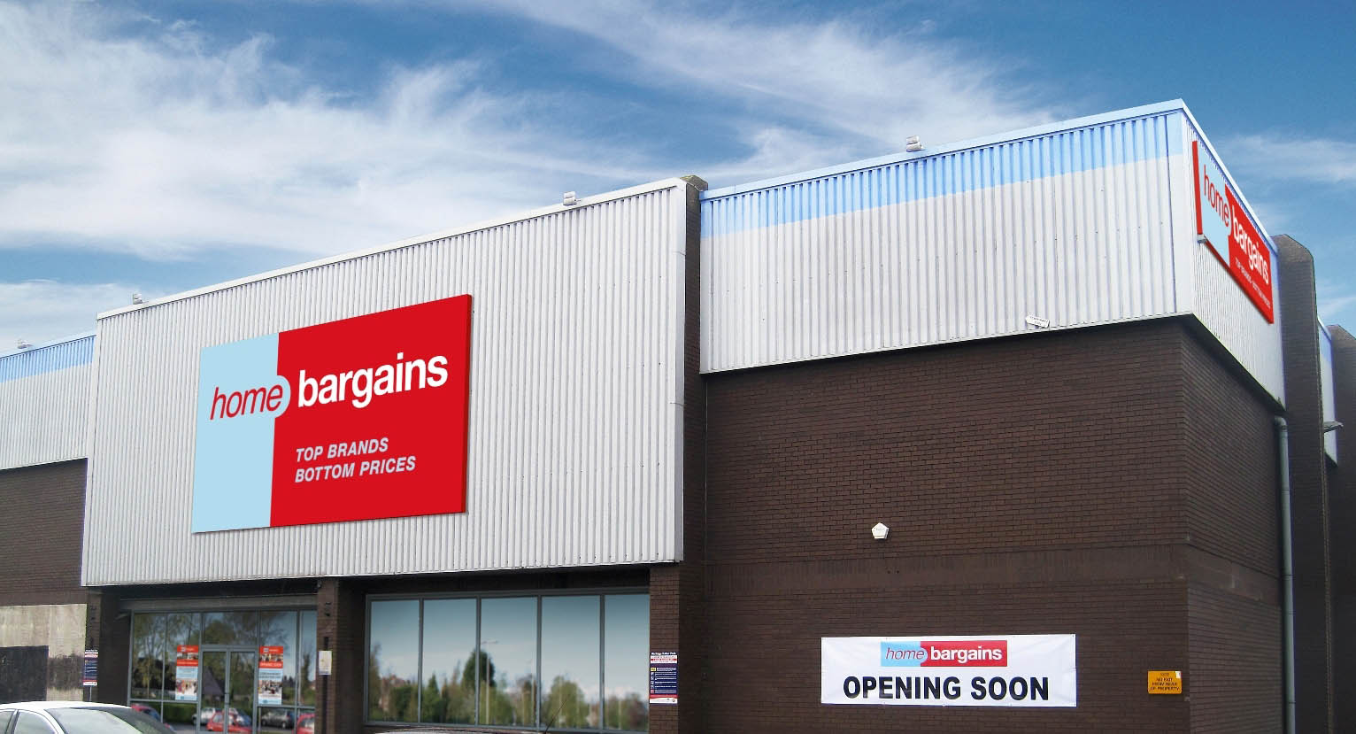A new Home Bargains store could be created in
