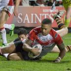 St Helens Star: Jordan Turner try