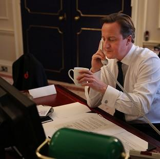 St Helens Star: Prime Minister David Cameron has spoken to his Malaysian counterpart by phone