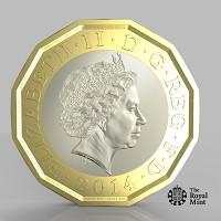 St Helens Star: The new one pound coin announced by the Government will be the most secure coin in circulation in the world (HM Treasury/PA)