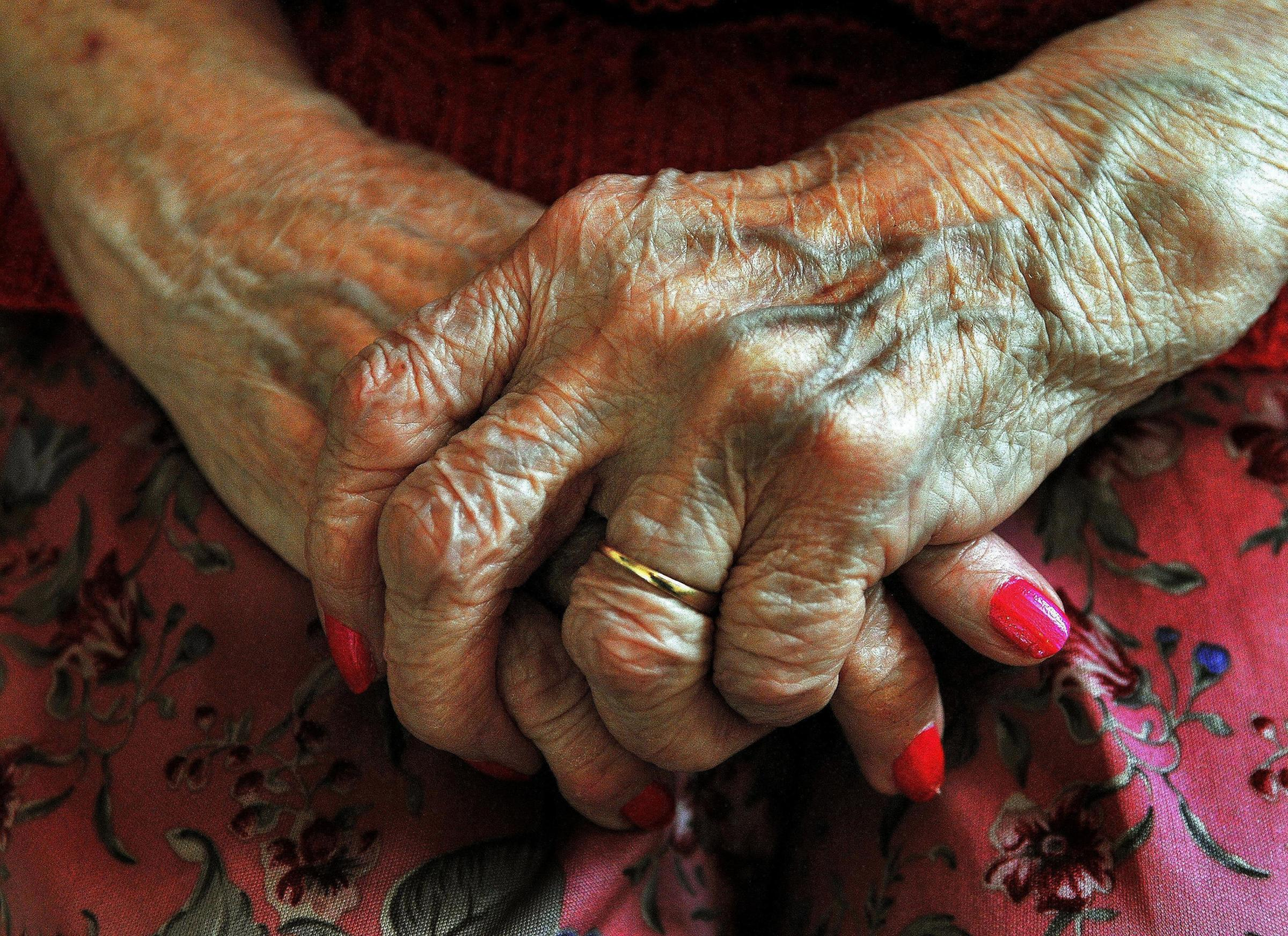 Elderly residents may have to move