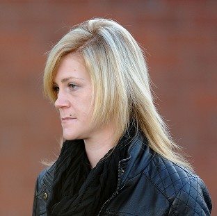 Katy Homer, 26, pleaded guilty to charges of driving with excess alcohol and dangerous driving