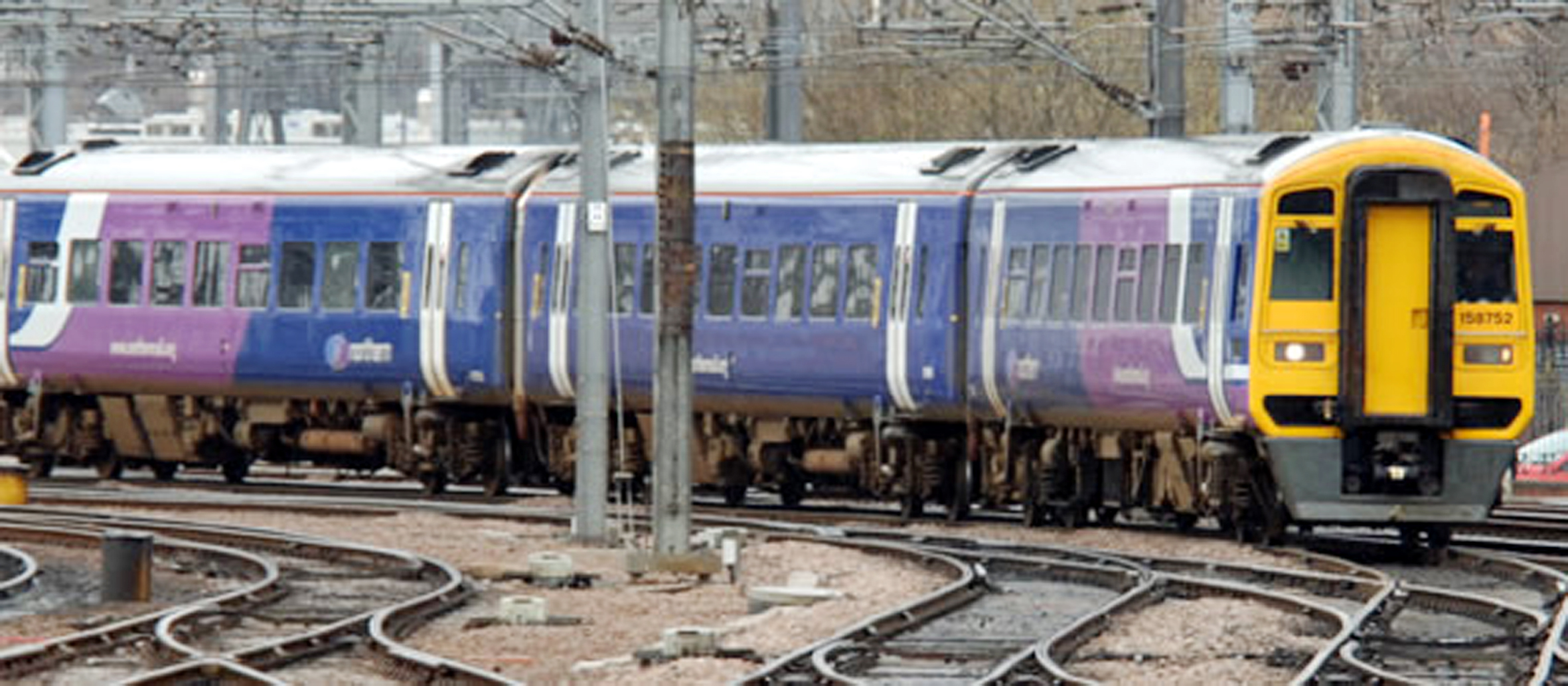 Electric trains set to create new standards
