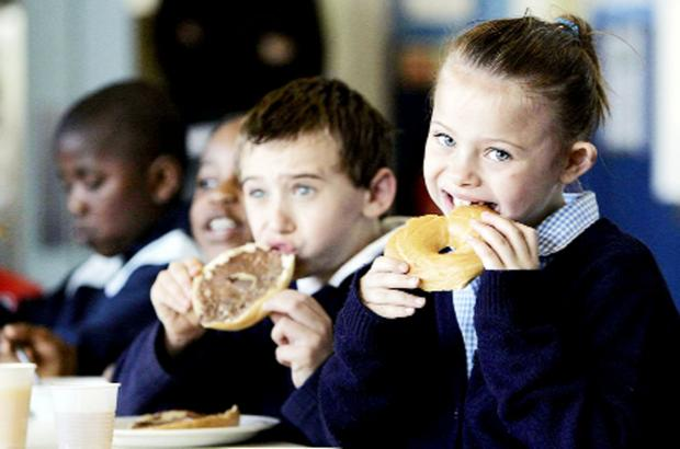 St Helens Star: The council is working to ensure that children are provided with free breakfasts (stock photo)