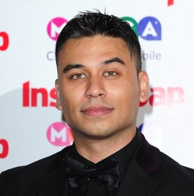 St Helens Star: Ricky Norwood plays Fatboy in the BBC soap