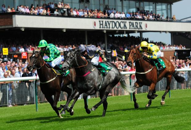 The racecourse hosts top class meetings again this weekend