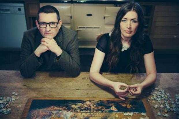 St Helens Star: Paul Heaton and Jacqui Abbott