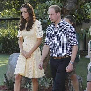 St Helens Star: William and Kate continue their tour of New Zealand and Australia (AP)