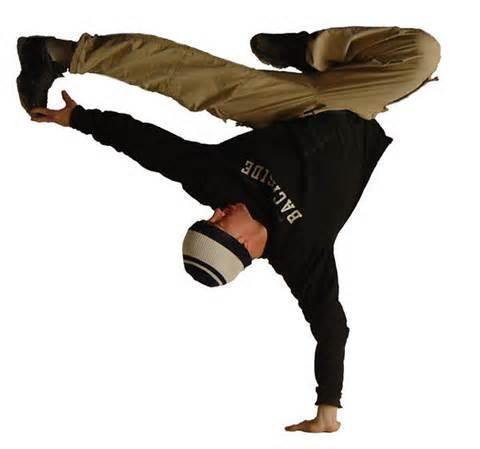 St Helens Star: Breakdancers check their routine
