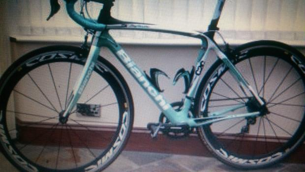 St Helens Star: A Bianchi Hard Tail