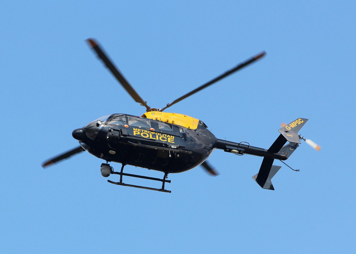 Helicopter called in on man hunt