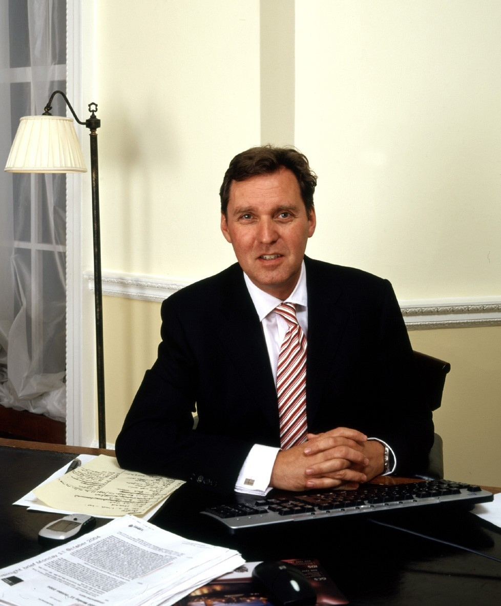 Former health secretary Alan Milburn chairs the Social Mobility and Child Poverty Commission,