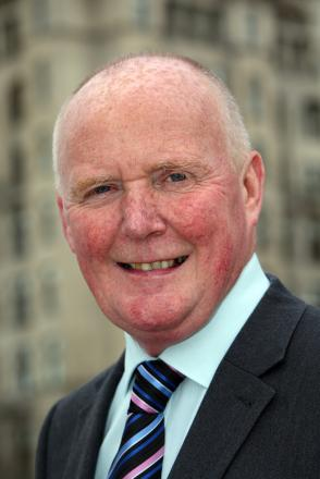 Ged Gibbons, the head of a new commission examining the future of St Helens town centre