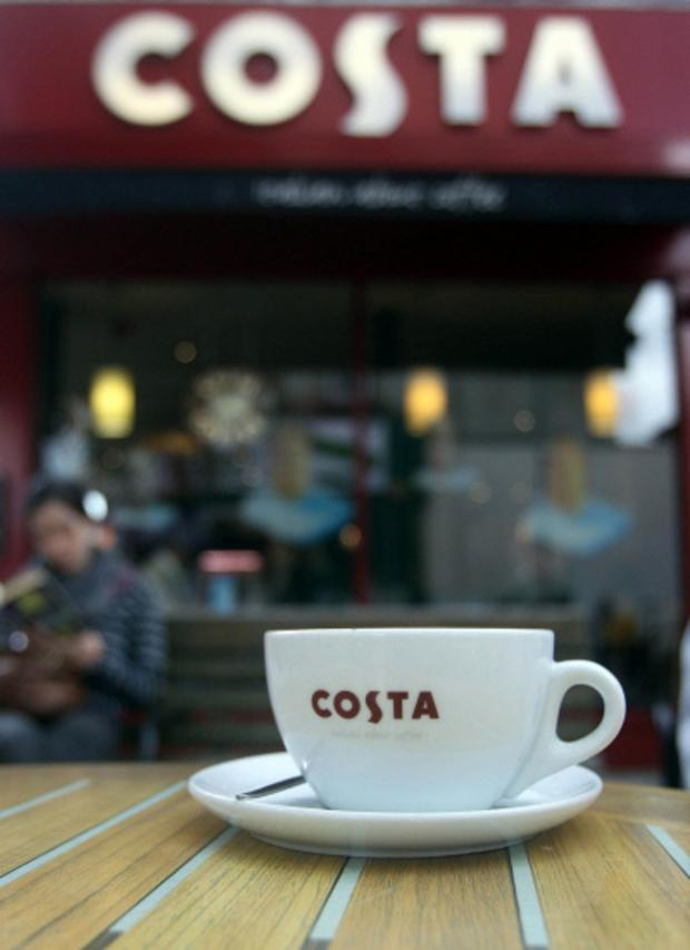 St Helens Star: Costa want to locate on Church Street, St Helens
