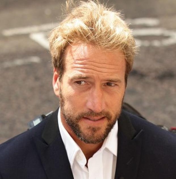St Helens Star: Ben Fogle has told how he fought off a mugger