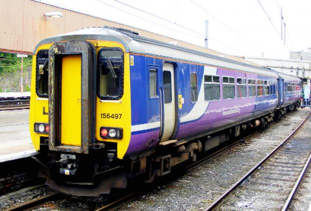 St Helens Star: Northern Rail services running from St Helens between Liverpool will be disrupted