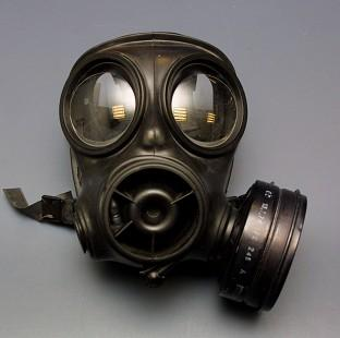 St Helens Star: The HSE said gas masks may contain traces of asbestos and should be banned in schools