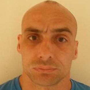 St Helens Star: Anthony Peloe and John Arnold have gone on the run after absconding from an open prison