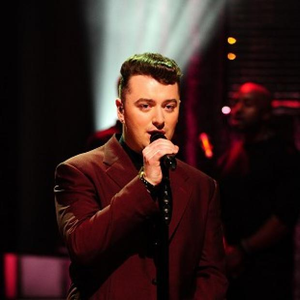 St Helens Star: Sam Smith will sing Stay With Me.