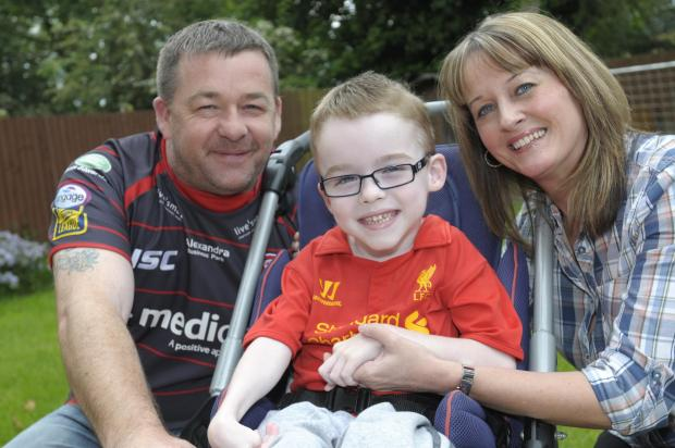 St Helens Star: Helping brave Jack gain his freedom