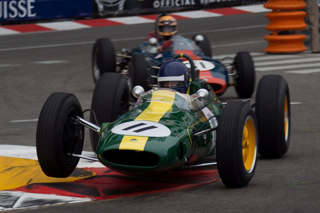 Andy and Chris Middlehurst impress at Brands Hatch and Monaco