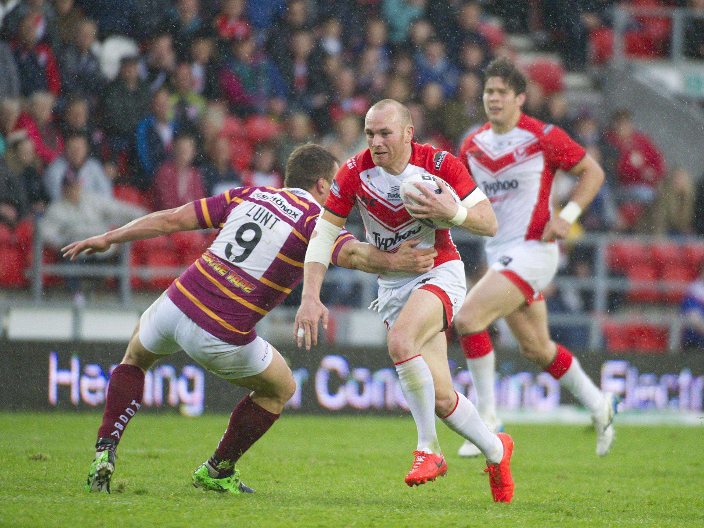Nathan Brown Answers: Saints boss dispels rumours and hopes linchpin Walsh can have a good, long term stay at the club