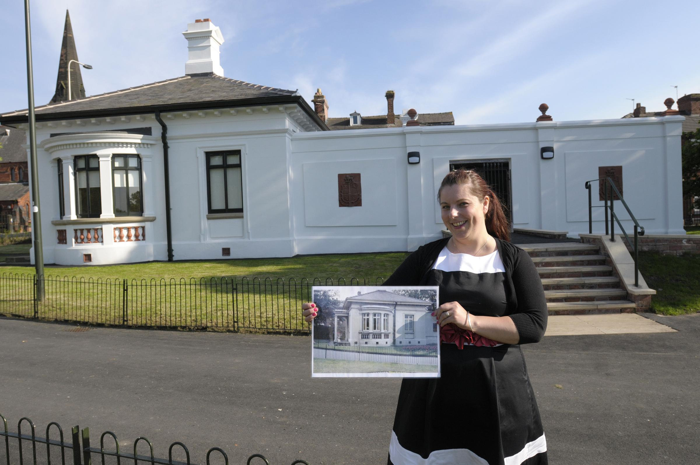 Victoria park enjoying new lease of life as £4m restoration gathers pace