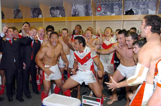 St Helens Star: A YEAR TO REMEMBER: How Saints hit opposition for six in glory year