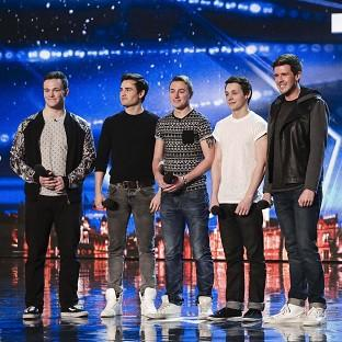 Collabro claimed the spoils in the final of Britain's Got Talent