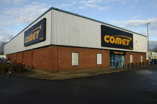 A new store is to move into the former Comet store in the town centre