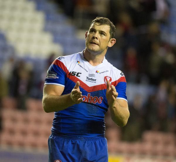 Saints hang on for a vital win against Wigan